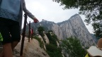 Tackling the world's 'most dangerous' hike at Mount Huashan, China
