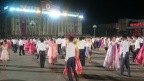 Mass Dancing in North Korea